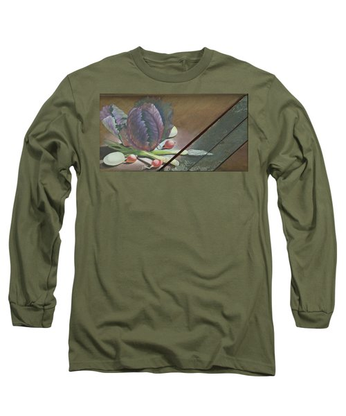 Kraut Cutter Long Sleeve T-Shirt