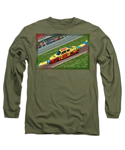 Kurt Busch Long Sleeve T-Shirt