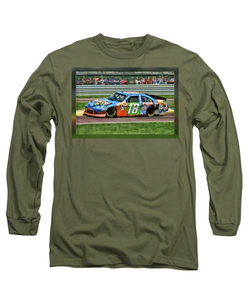 Kyle Busch Long Sleeve T-Shirt