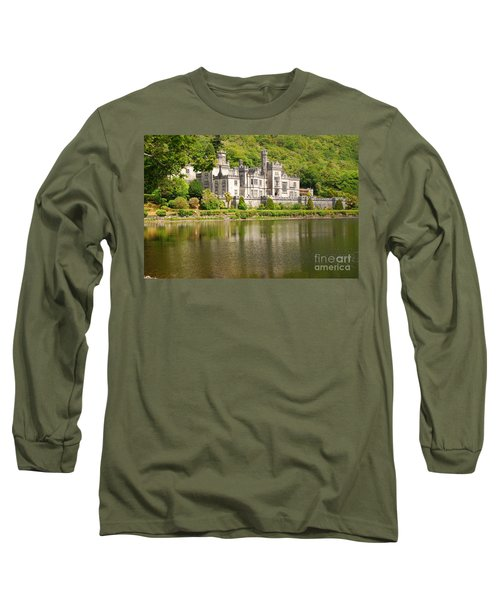 Kylemore Abbey 2 Long Sleeve T-Shirt