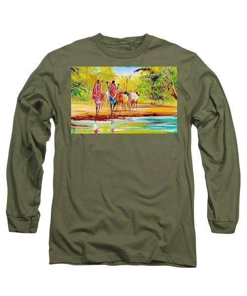 L 98 Long Sleeve T-Shirt