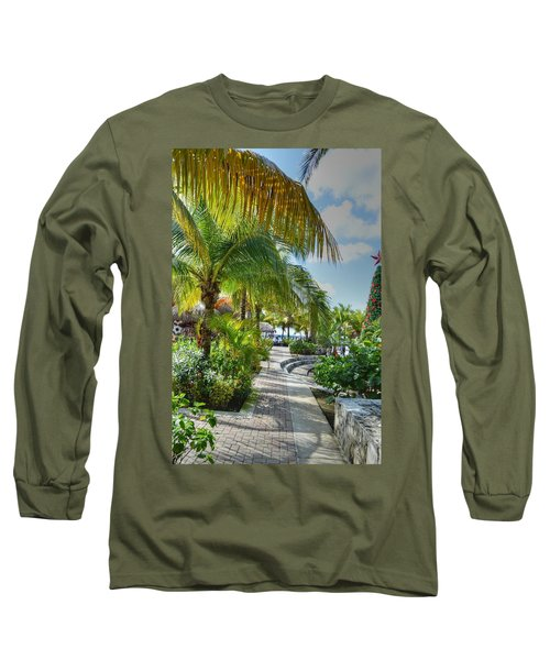 La Isla Bonita Long Sleeve T-Shirt