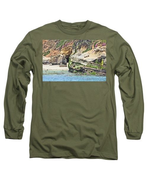 La Jolla Cliffs Long Sleeve T-Shirt