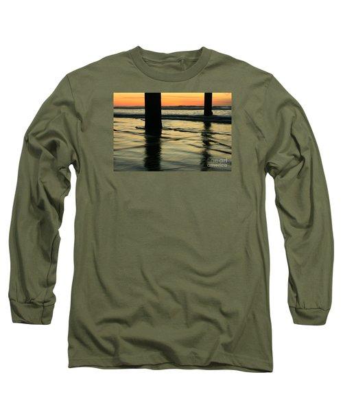 La Jolla Shores Sunset Long Sleeve T-Shirt