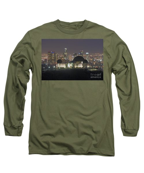 L.a. Skyline Long Sleeve T-Shirt