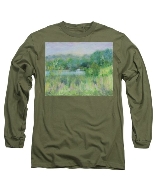 Lake Isaac Impressions Long Sleeve T-Shirt