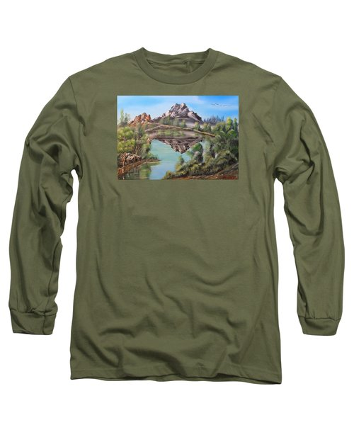 Lakehouse Long Sleeve T-Shirt