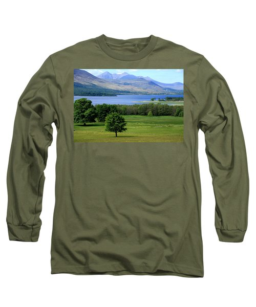 Lakes Of Killarney - Killarney National Park - Ireland Long Sleeve T-Shirt