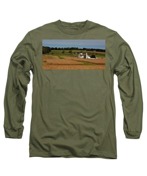 Lancaster County Farm Long Sleeve T-Shirt