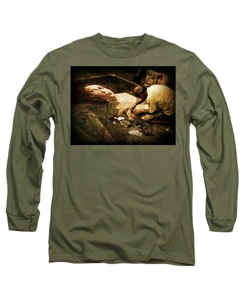 L'artista Di Strada Long Sleeve T-Shirt