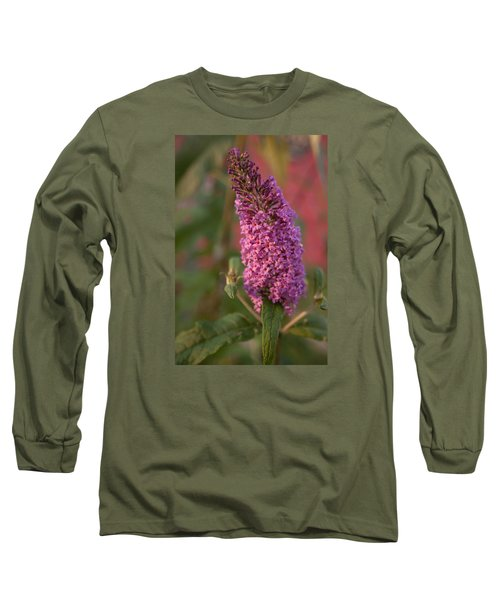 Late Summer Wildflowers Long Sleeve T-Shirt