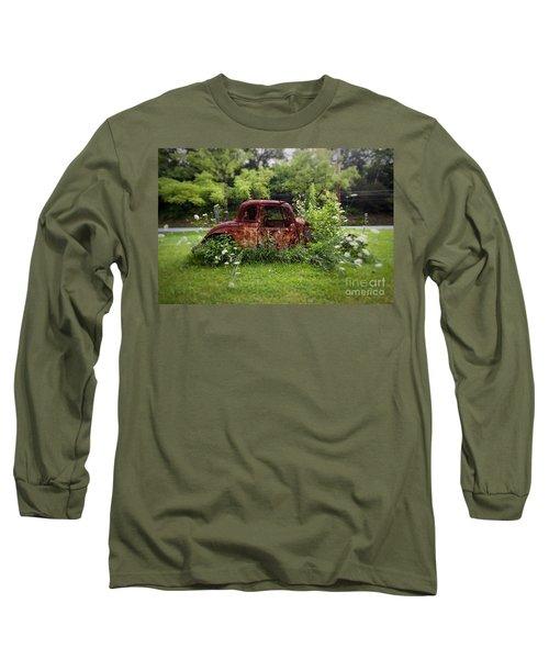 Lawn Ornament Long Sleeve T-Shirt