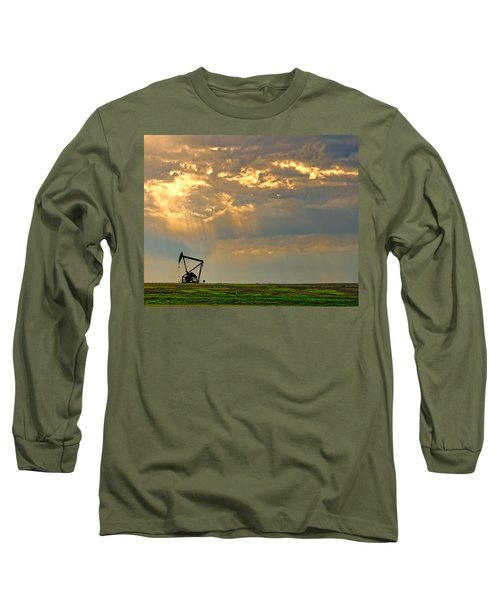 Layers Of Energy Long Sleeve T-Shirt