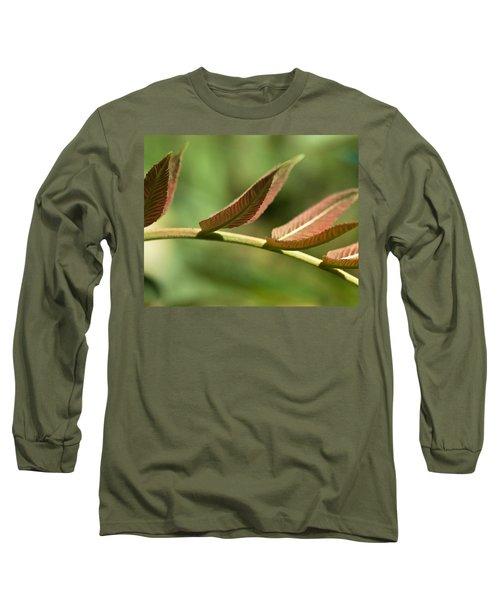 Leaf Bridge Long Sleeve T-Shirt