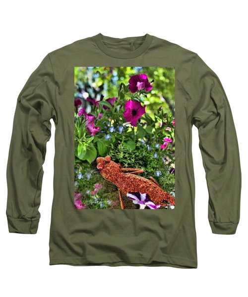 Leaping Lizards Long Sleeve T-Shirt
