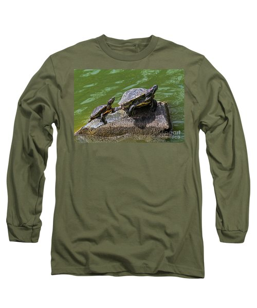 Learning The Ropes Long Sleeve T-Shirt