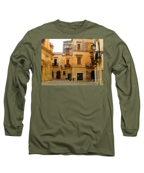Lecce Stone Long Sleeve T-Shirt