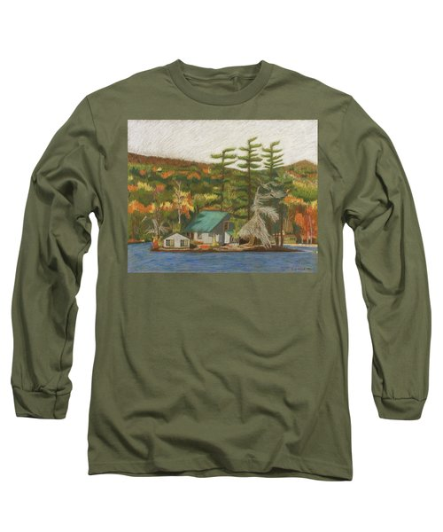 Leontine Island Long Sleeve T-Shirt