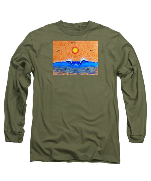 Let Go And Grow Long Sleeve T-Shirt