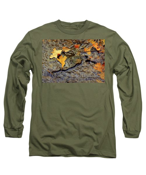 Life Flows Long Sleeve T-Shirt