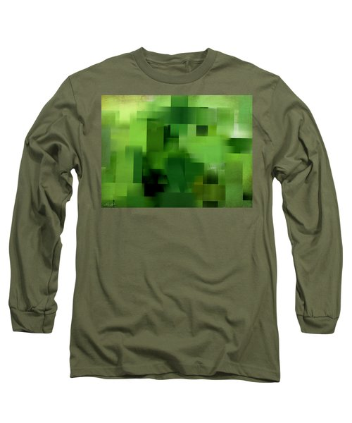 Life's Color Long Sleeve T-Shirt