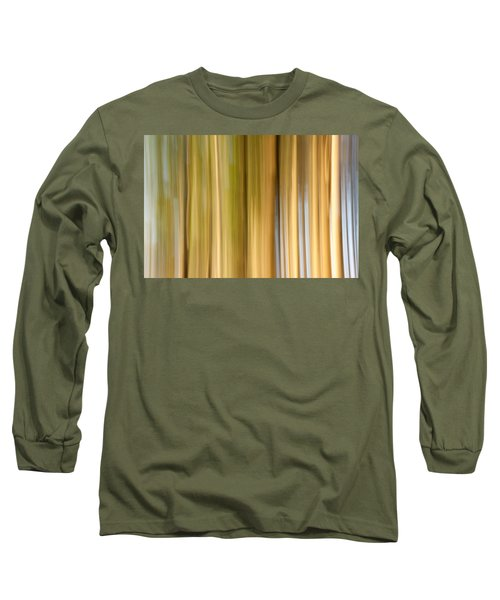 Long Sleeve T-Shirt featuring the photograph Light And Snow by Davorin Mance