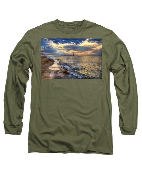Lighthouse Drama Long Sleeve T-Shirt