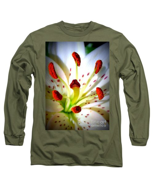 Lily Center Long Sleeve T-Shirt