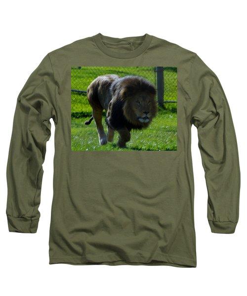 Lion 4 Long Sleeve T-Shirt