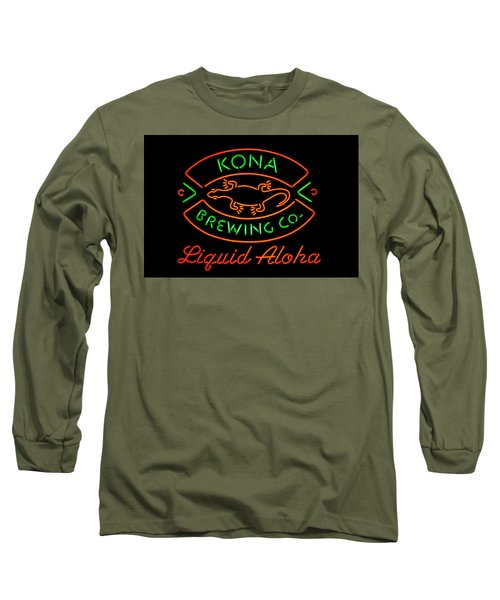 Liquid Aloha Long Sleeve T-Shirt