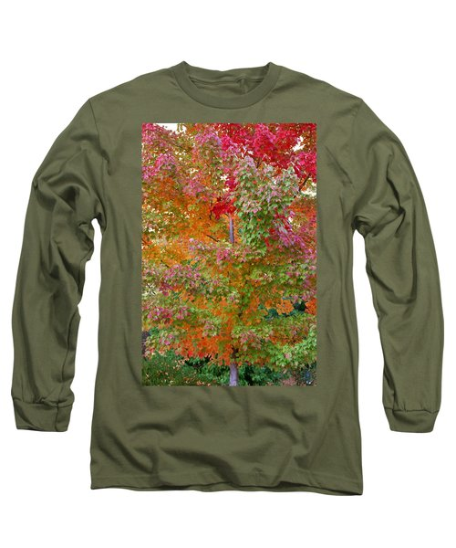 Liquid Amber Magic Long Sleeve T-Shirt