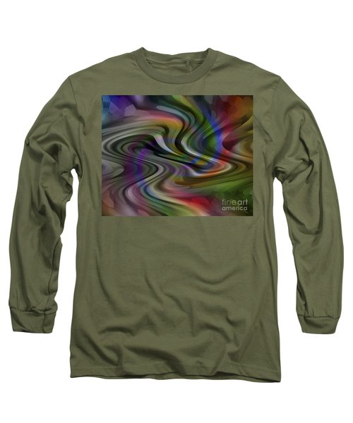 Liquid Car Long Sleeve T-Shirt