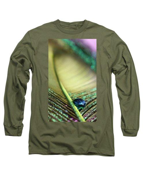 Liquid Reflections Long Sleeve T-Shirt