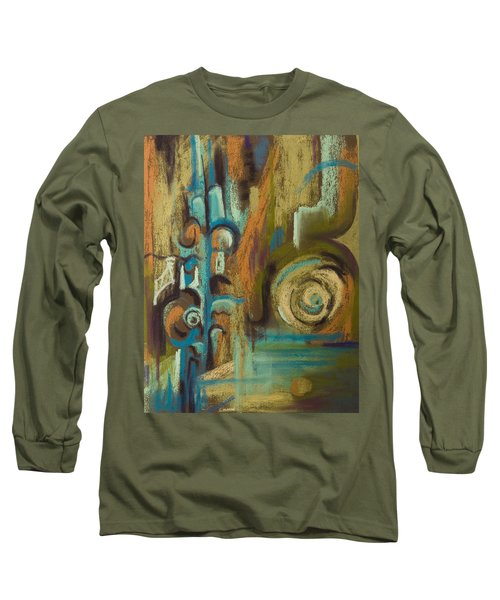 L'italiano Long Sleeve T-Shirt