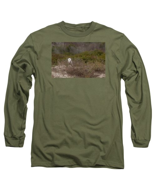 Long Sleeve T-Shirt featuring the photograph Little Talbot Snowbird by Paul Rebmann