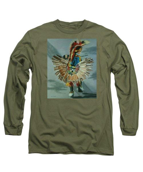 Little Warrior Long Sleeve T-Shirt