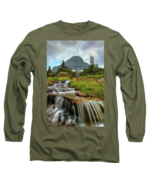 Logan Cascades Long Sleeve T-Shirt