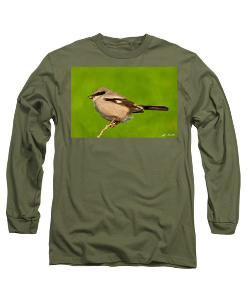 Loggerhead Shrike Long Sleeve T-Shirt