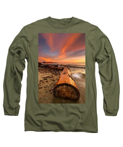 Login To Nature Long Sleeve T-Shirt