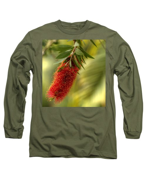 Lone Bottlebrush Long Sleeve T-Shirt