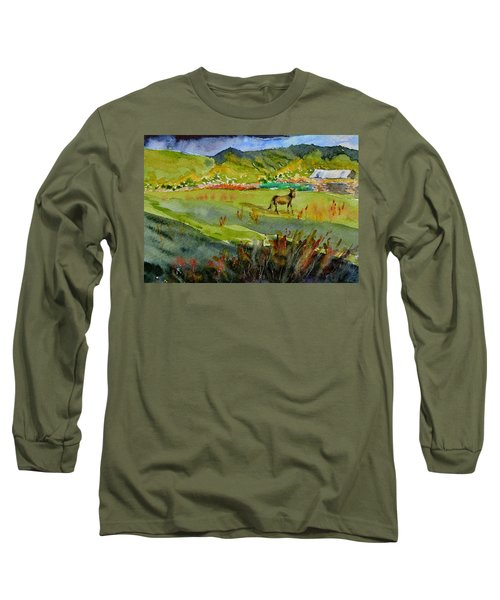 Long Shadow Storm Long Sleeve T-Shirt