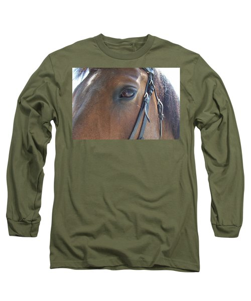 Look In My Eye Long Sleeve T-Shirt