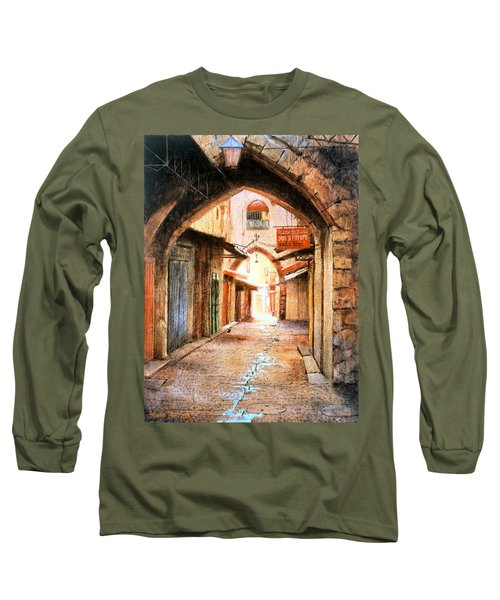 Look Who Is Coming Long Sleeve T-Shirt