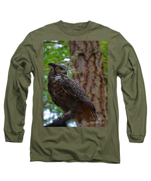 Lookout Long Sleeve T-Shirt