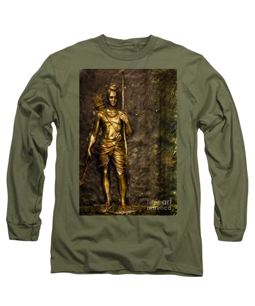 Lord Sri Ram Long Sleeve T-Shirt