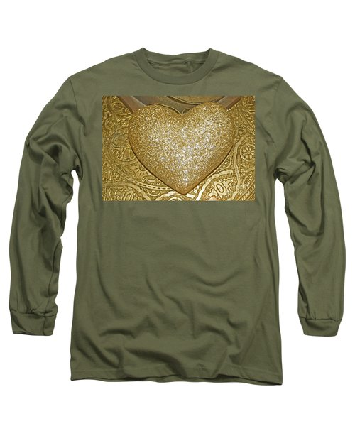 Lost My Golden Heart Long Sleeve T-Shirt