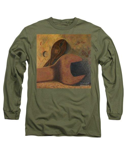 Lost Tools Long Sleeve T-Shirt