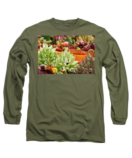Lotus Buds 02 Long Sleeve T-Shirt