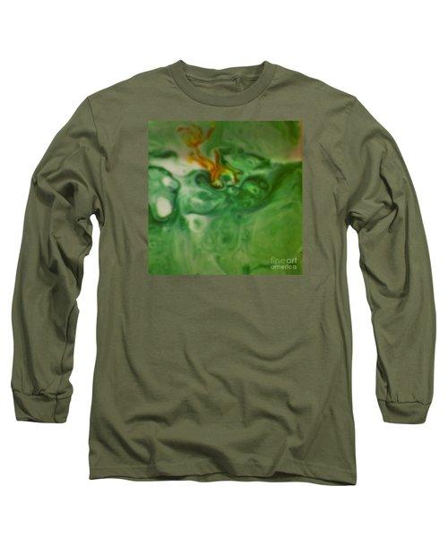 Louie In Shadows Long Sleeve T-Shirt