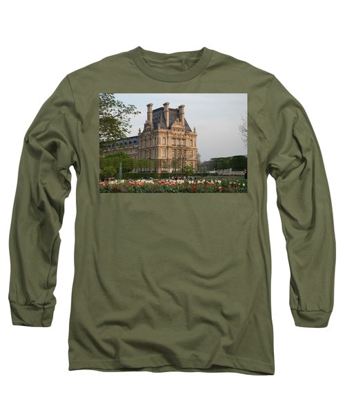 Louvre Museum Long Sleeve T-Shirt